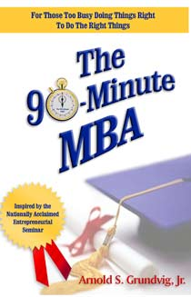 The 90 Minute MBA